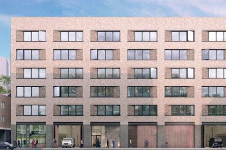 A visualisation of part of the finished scheme (pic: TR Property Investment Trust)