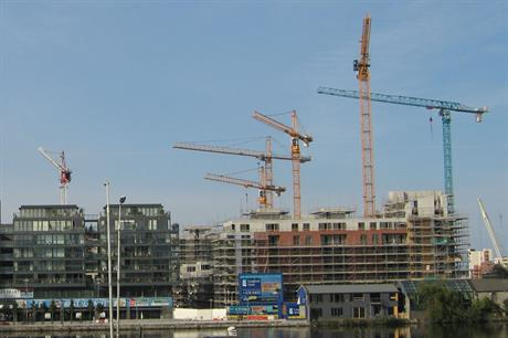 Housing development: government mulling density push