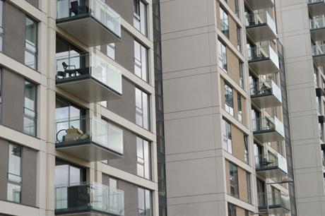 Flats: perception that foreign buyers are leaving properties empty