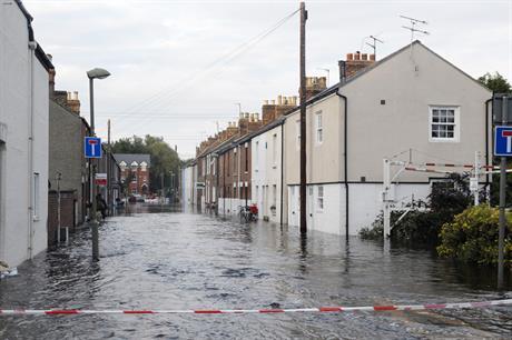Flood risk: strengthened measures in new NPPF