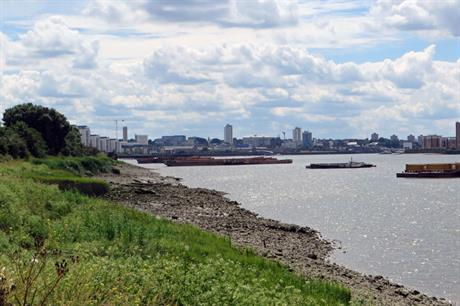 Gallions Reach: DLR extension would connect with Thamesmead
