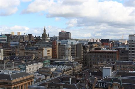 Glasgow: new development plan submitted to government