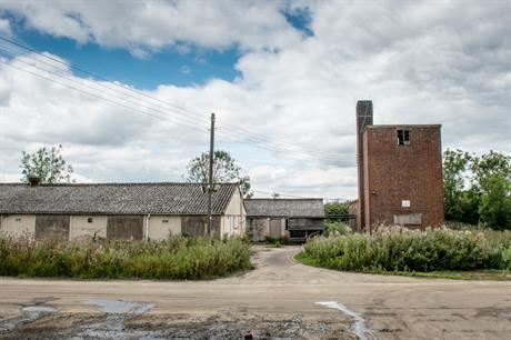 Graven Hill: site allocated for self-build