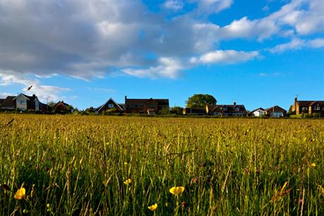 Green belt land near Matlock, Derbyshire (pic: Alamy)