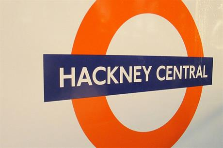 Hackney Central: potential spur link will be safeguarded