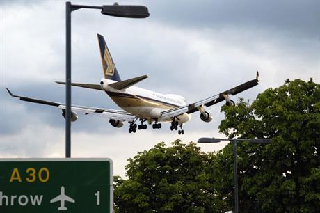 Heathrow: fresh uncertainty over expansion plan