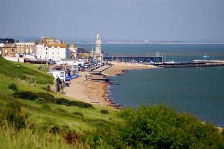 Herne Bay: golf course plans refused