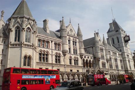 High Court: will hear council's legal challenge