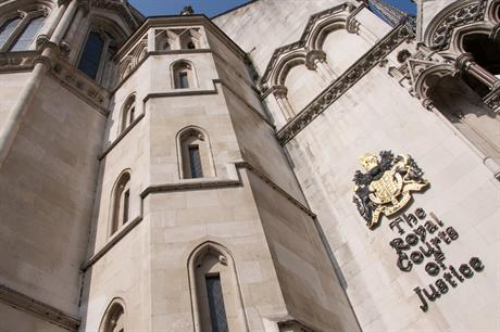 Court of Appeal: overturned block on turbine plans