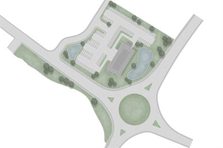 A visualisation of the University of Lincoln centre of excellence