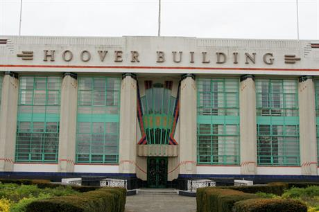 The Hoover Building (pic: Chris Sampson via Flickr)