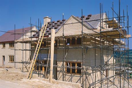 New homes: housing is high on the political agenda