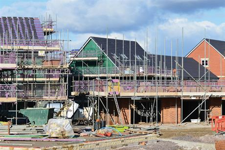 Housebuilding: completions up but starts down, latest figures show