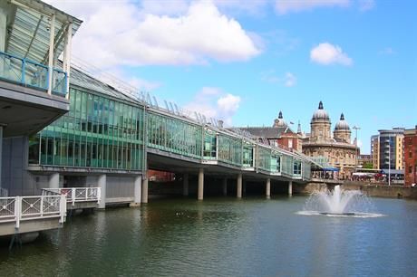 Hull: council hopes City of Culture status will boost economy