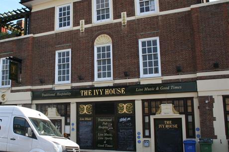 Under threat: pub was saved by locals