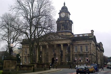 Lancaster Town Hall (pic: IK's World Trip via Flickr)
