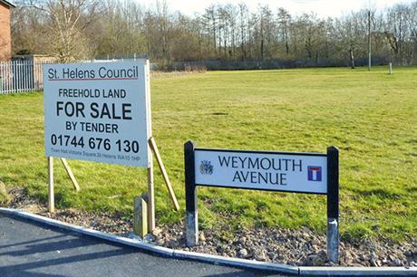 Land sale: fewer hurdles for councils