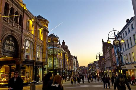 Leeds: regeneration chief to speak at conference