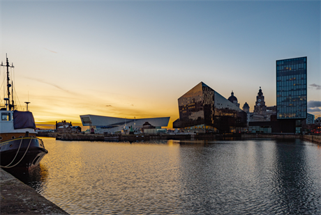 Canning Dock in Liverpool. Image by Gerald Murphy, Flickr