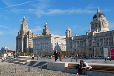 Liverpool: 'welcome signs of growth'