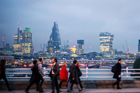 London: research says the capital will need 50,000 new homes a year up to 2041