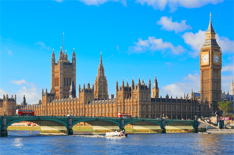 The Houses of Parliament (Pic: Getty)