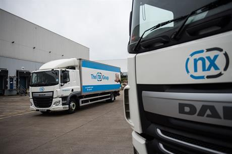Lorry deliveries: planning controls to be relaxed. Pic: Getty Images