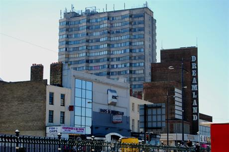 Margate seafront: Tesco store plans dropped