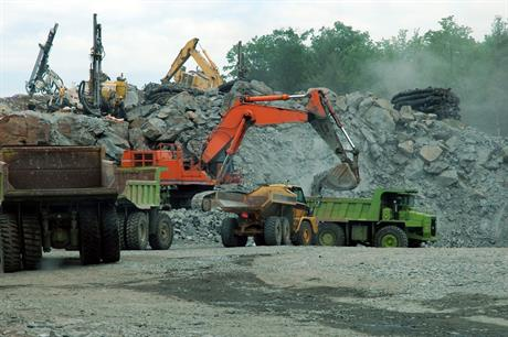 Minerals and waste: concern over skills gap