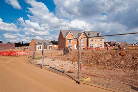 New homes: demands causing friction between councils
