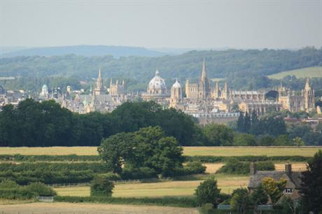 Oxford: Growth arc 'spatial vision' still unconfirmed