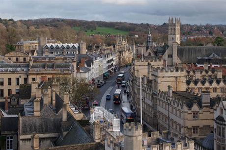 Oxford - image: Matt Buck / Flickr