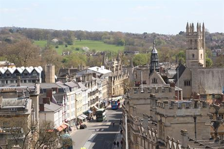Oxford (pic: Matt Buck, Flickr)