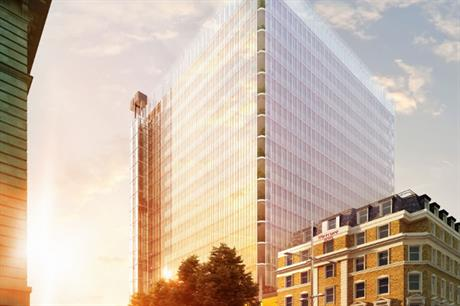 Paddington Cube: heritage concerns dismissed