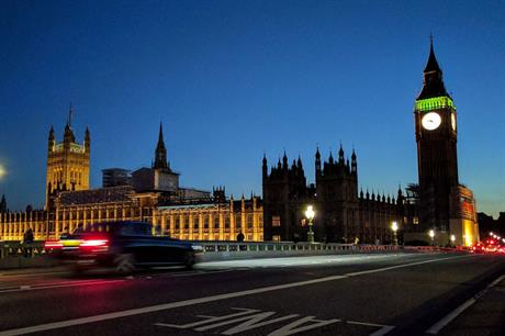 Parliament: neighbourhood planning regulations laid earlier this month