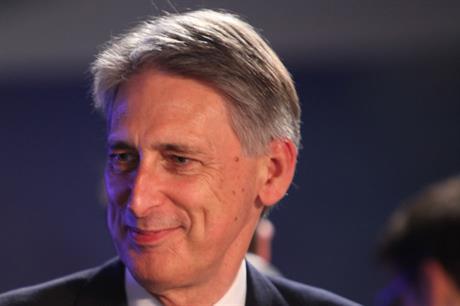 Chancellor Phillip Hammond