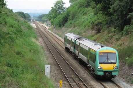 Rail: government's strategy document published