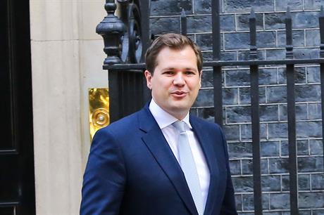 Housing secretary Robert Jenrick (pic: Getty)