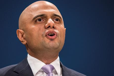 """Javid: tackling the housing crisis is a """"moral duty"""" and will involve taking unpopular decisions (pic: Shutterstock)"""