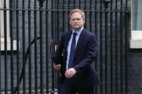Transport secretary Grant Shapps (pic: Getty)