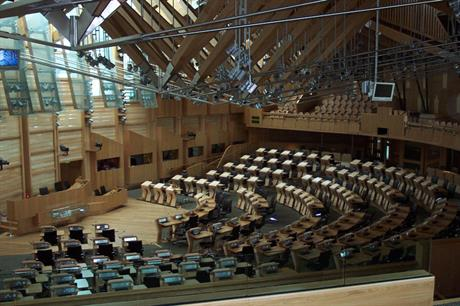 Scottish parliament: Planning White Paper in the pipeline