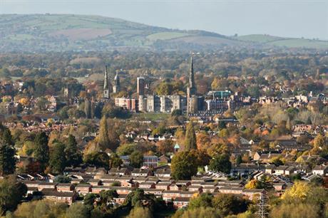 Shrewsbury (pic: XYFSman, Flickr)
