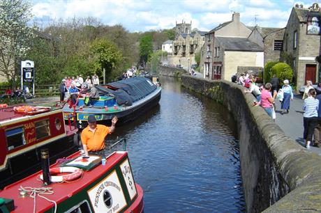 Skipton: town is within local plan area (pic: Jackie via Flickr)