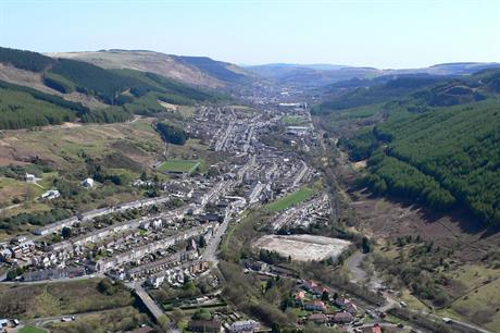 South Wales valleys: report calls for area-wide enterprise zone
