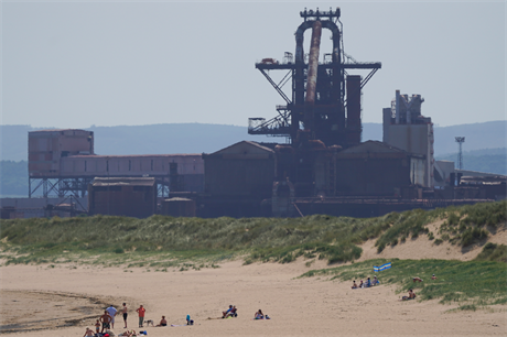 The former SSI steelworks near Redcar (pic: Getty)