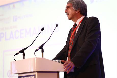 Chief planner Steve Quartermain