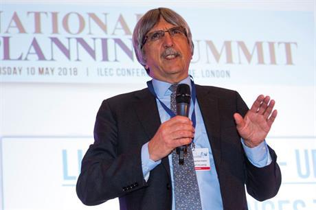 Chief planner Steve Quartermain