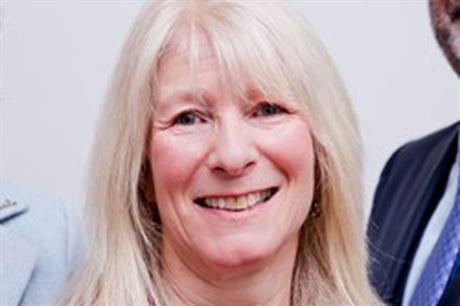RTPI president Sue Manns (pic: RTPI)