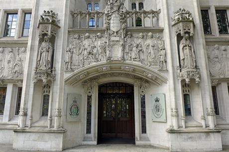 The Supreme Court (Chrial Jon, Flickr)