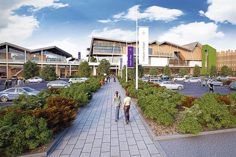Tollgate Village: plans approved